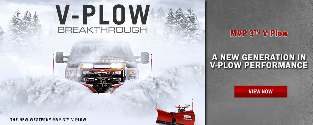 Western MVP 3 V-Plow - Click Here